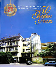 The National Press Club of the Philippines: 50 Golden Years