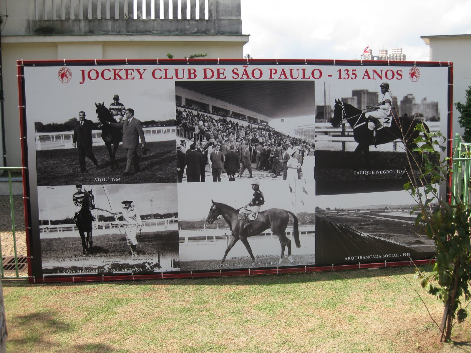Descopera brazilia jockey club s o paulo for Puerta 4 jockey club