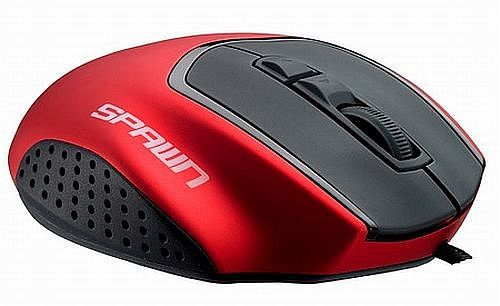 CM Storm Spawn Gaming Mouse