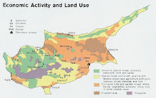 Economic Activity and Land Use in Cyprus 1972