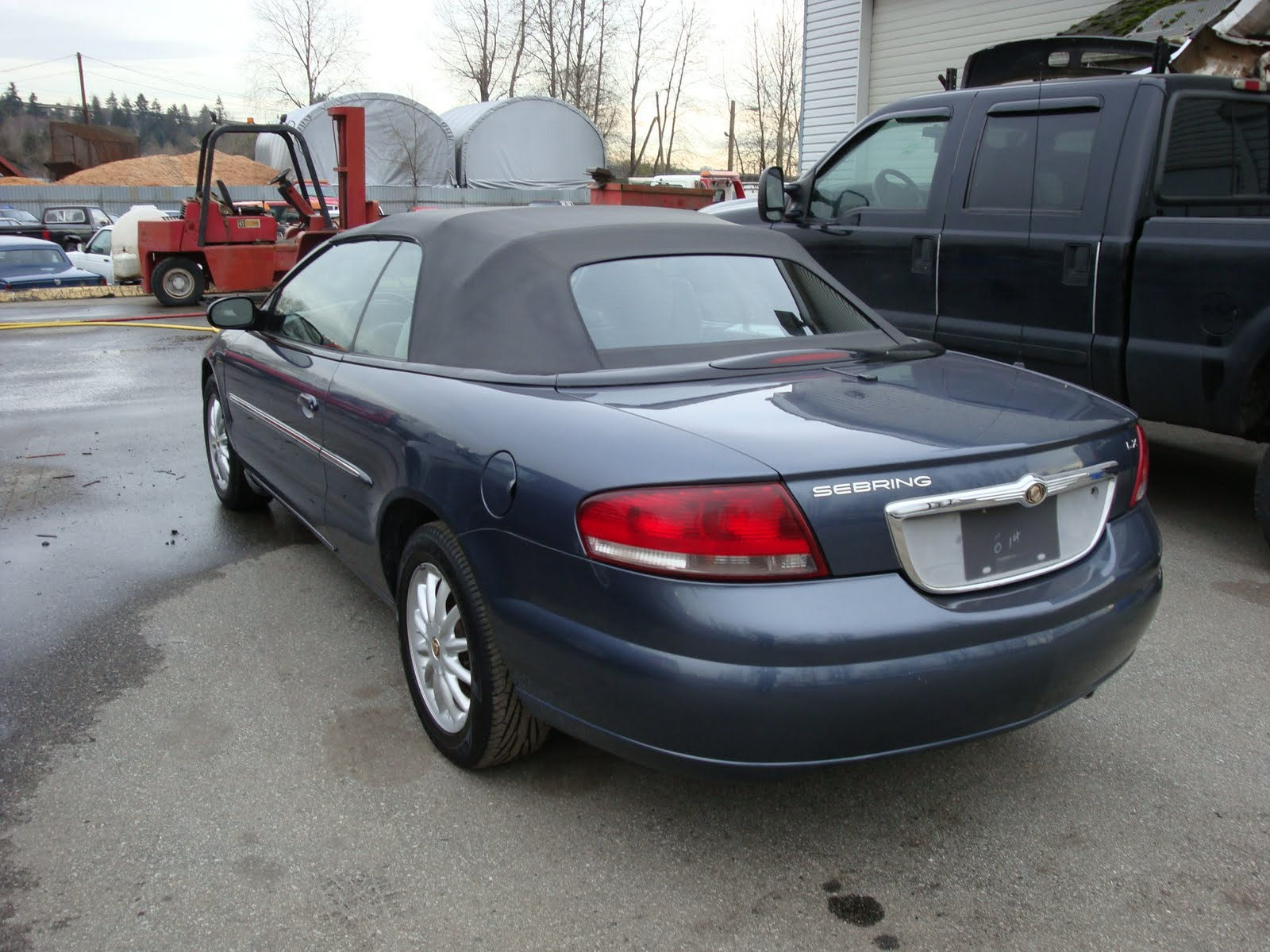 wholesale liquidation centre 2002 chrysler sebring convertible. Cars Review. Best American Auto & Cars Review