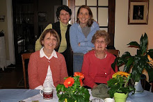 Marlene, Sandy, Linda, and Helen