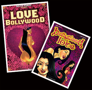Savita Bhabhi Book Cover - Love in Bollywood