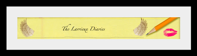 The Larrieux Diaries