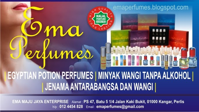 Ema Egyption Potion Perfumes