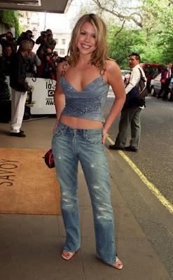 Actress singer Billie Piper picture