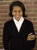 American First Lady Michelle Obama