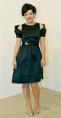 British Top singer Lily Allen latest Pics