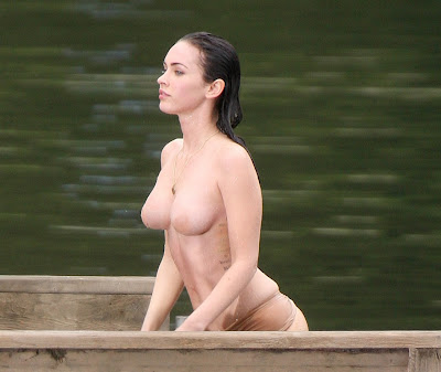 Nude Celebrities 4 Free - Megan Fox nude and sexy pics