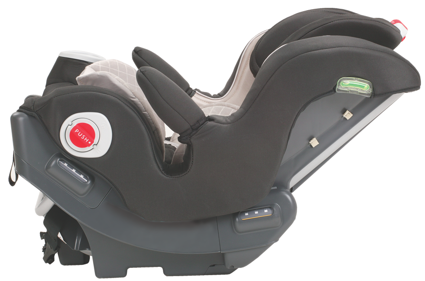 the car seat lady introducing the new graco smart seat. Black Bedroom Furniture Sets. Home Design Ideas