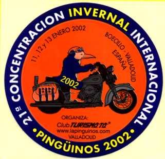 PINGUINOS 2002.