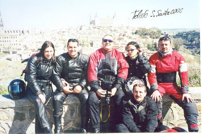 Tras las huellas de Anibal 2002 (Toledo)