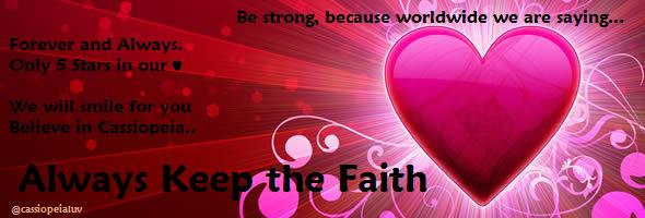 _♫Keeping the Faith for TVXQ!♫_  [Daily DBSK / TVXQ / Tohoshinki / 동방신기 / 東方神起 News]