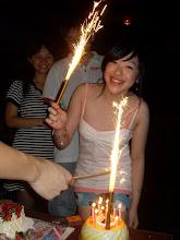 my birthday thx to my frens!!