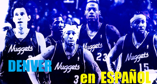 DENVER NUGGETS EN ESPAÑOL