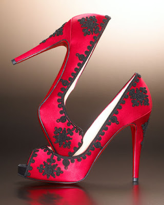 The Most Beautiful High Heels Ever: Christian Louboutin- A Cause for Low Back Pain?