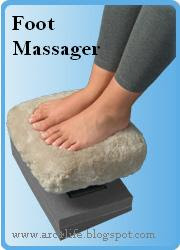 Foot Massager for Aching Feet and Legs