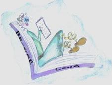 Feira do Livro na Biblioteca Escolar da EB 2,3 de Coja