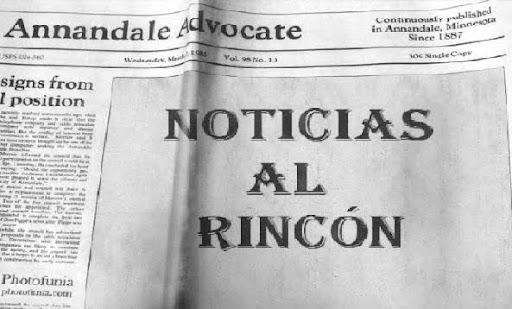 Noticias al rincón