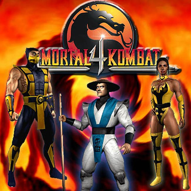 mortal kombat. Game Mortal Kombat 4