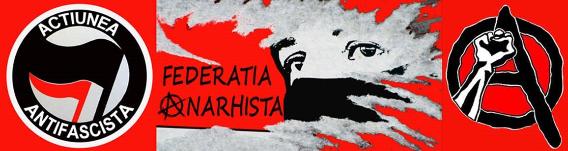 FEDERATIA ANARHISTA