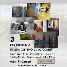 NUEVA FECHA CONCURSO ARTE ENMARCADO 3 PRESLECCIONADOS
