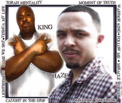 King & Haze Rapping on the Torah and Love for Yeshua