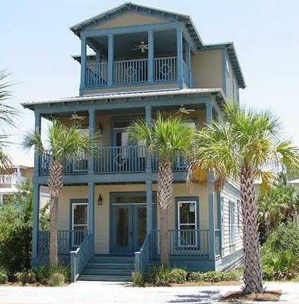 Seacrest Beach Florida 32413 Gulf Of Mexico Homes For Sale