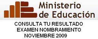 De Educacion Resultados Examen De Ascenso 2013 | Consejos De