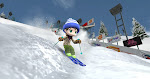 Not letting your kids have a turn at Wii Ski?