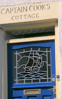 cottage where Captain Cook stayed in Staithes, www.beautifulnorthyorkshire.com