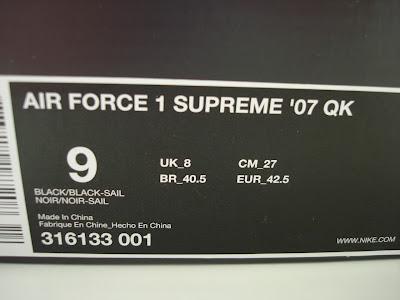 Nike SF Air Force 1 Dust
