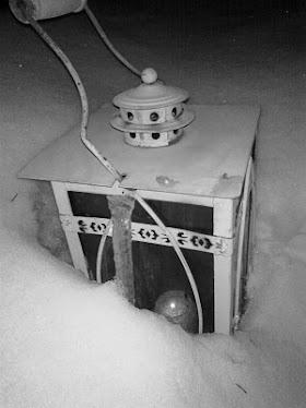 Lunta ja pakkasta