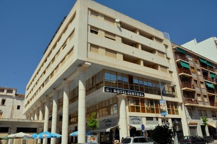 CARAVACA DE LA CRUZ (MURCIA) - HOTEL CENTRAL - TLF. 968707055