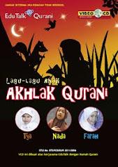 CD Lagu-lagu Anak Akhlak Qurani