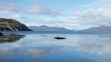 Tierra del Fuego lake