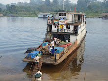 Don Lucho-The boat we took from Peru to Brazil
