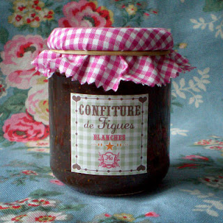 Flo et mimolette nouvelles gourmandises made in flo et mimolette sur le site mle olivia et - Confiture de figues blanches ...