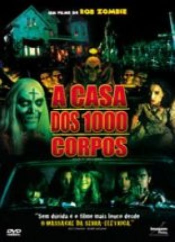 A Casa dos 1000 Corpos Online Legendado