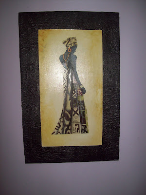 Negras Africanas En Madera