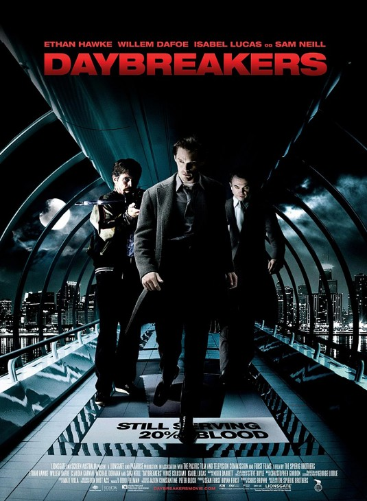 DayBreakers (2009) - Thriller