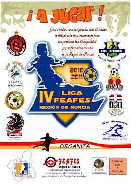 CARTEL DE LA LIGA 2010-2011