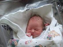 Sofie nyfødt