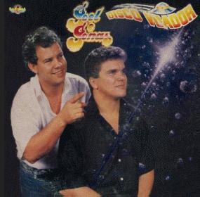 JoeleJonas DiscoVoador Baixar CD Joel e Jonas   Disco Voador (Voz e Play Back) (1989)