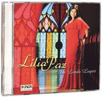 g33497 Lília Paz   CD Um Lindo Lugar Voz e PlayBack