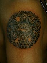 Mayan Calender byTerence