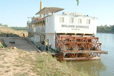 VAPOR BENJAMIN GUIMARÃES