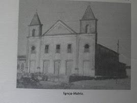 Igreja da Velha Pilão Arcado