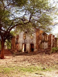 Ruínas da Igreja da Velha Pilão Arcado