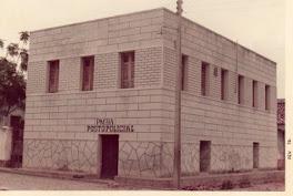 Prédio da velha Pilão - Delegacia e Prefeitura
